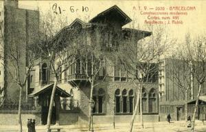 Casa Golferich - Barcelona