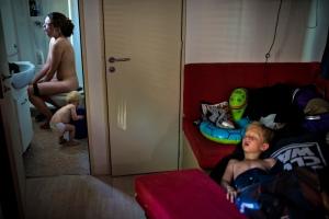 03- Soren_Bidstrup - Temprano por la mañana durante las vacaciones de verano, Italia - 2º Premio Vida Cotidiana.Fotografías individuales
