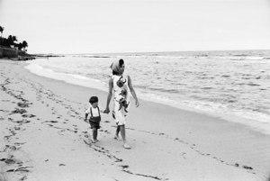 Foto 28aa-Jackie and John Jr. Palm Beach, 1963-00