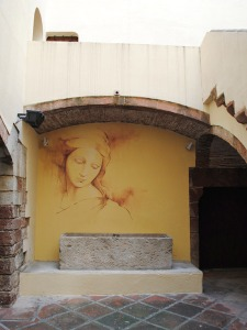 """""""Madonna"""",Ayuntamiento de Sant Boi de Llobregat. Can Torrents, 2012"""