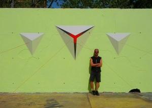 Parc Tres Ximeneies-SWAB, Barcelona 2013