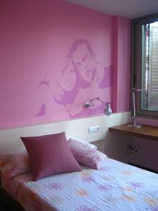 Retrato-mural. Particular, Caldes d'Estrac 2012