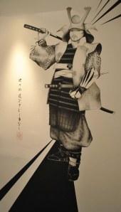 """Samurai"" Restaurante Sushi 21,Sabadell 2011"