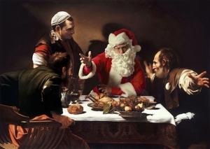 """Creación del Fotógrafo Ed Weeler para la serie """"Santa Classics"""""""