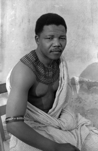 Nelson Mandela por Eli Weinberg, 1961