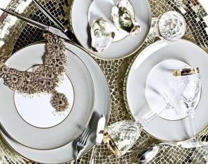 Vajilla, cristalería y decoración navideña de Vista Alegre