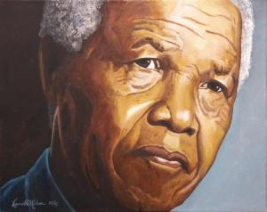 Mandela por Kenneth Kelsoe