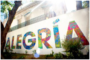 """""""Alegría en Argelia"""",Instituto Cervantes Argelia -2012"""