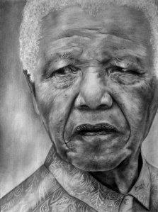 Mandela por Benadia