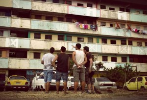 """""""Somos Luz""""-Avda de los Poetas-El Chorrillo-Sponsor La Bienal del Sur en Panamá-Marzo 2013"""
