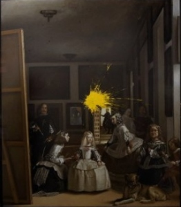 'Atentados' de Lino Gago, en la galería Álvaro Alcázar