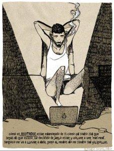 """""""agotador"""". 2011"""