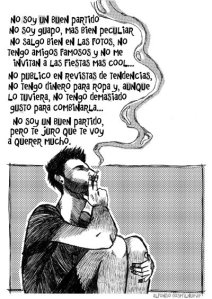 """""""no soy un buen partido"""".2009"""