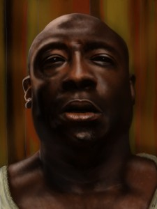 """The Green Mile - John Coffey""by Nick Smith"