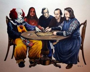 """""""Ouija"""" Original by Eugene Kaik"""