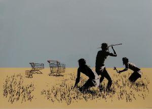 Por Banksy