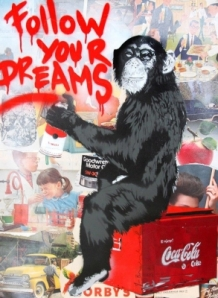 Por Mr. Brainwash