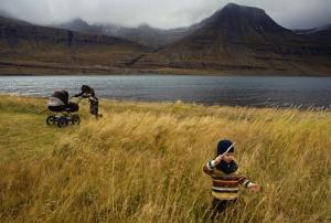 Fotografía de Jonas Bendiksen. Islandia para National Geographic Marzo 2008