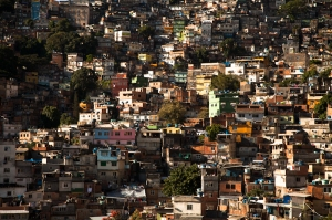 Fotografía de Manu Valcarce de la serie The Other Side of Rio