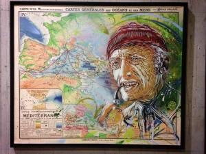 """""""Le monde du silence"""" - Retrato de Cousteau"""