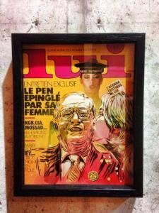 """Lui"" - Incisivo retrato de la familia Le Pen"