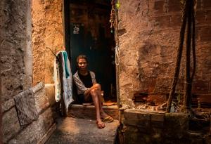 Fotofrafía de Manu Valcarce. Serie The Other Side Of Rio.