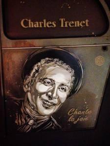 """""""Y'a de la joie""""- Retrato de Charles Trenet"""