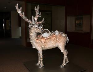 Kohei Nawa - Pix Cell Deer
