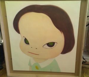 Yoshitomo Nara-Frog