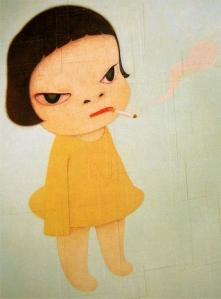 Yoshitomo Nara-Bad Life