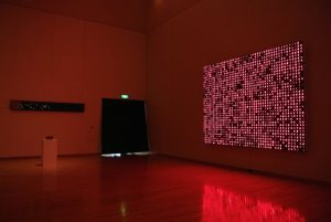 Tatsuo Miyajima- Keep Changing Connect with Everything Forever