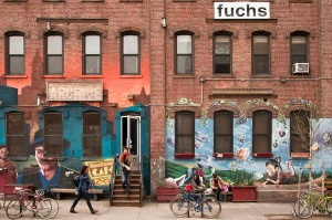 Stores en Bogart Street, Bushwick, Brooklyn, New York