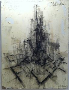 Huerfanos de Babel de Gustavo Diaz Sosa en Victor Lope Arte Contemporáneo