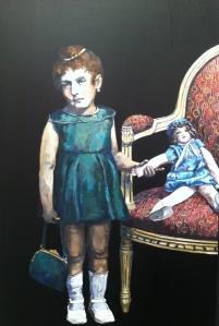Obra de Lola Sandoval en Galería Atarés