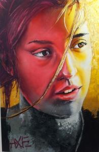 Adele In Love por Axe Colours en Galería Contrast