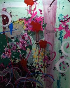 Obra de Patrick Subirat en Galería Espai G D´Art de Terrassa