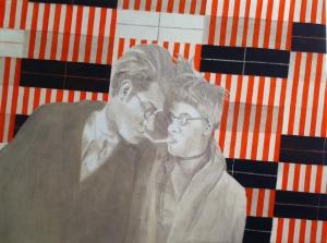 Bauhaus de Gonzalo Elvira en Galeria Espai G D´Art de Terrassa