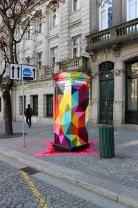 """""""Universe Calling""""- Axa Porto, Portugal"""
