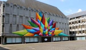 """Crystalisez Flower""- BAL Museum. Liege, Bélgica."
