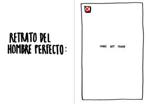 """""""Retrato del hombre perfecto"""""""