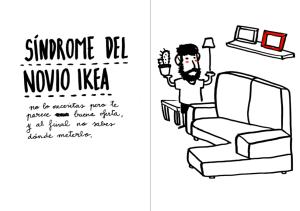 """""""Síndrome del novio Ikea"""""""