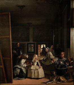 """Diego de Velázquez - """"Las Meninas"""" o """"La familia de Felipe IV"""" - 1656"""