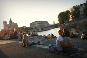 Picnic en el Sena