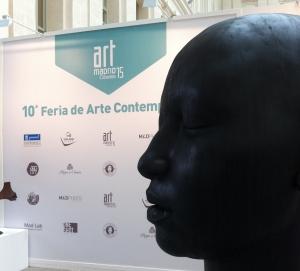 La 10ª Feria de Arte Contemporáneo ha tenido lugar en la Galería de Cristal del Centro Cibeles. Una iluminación perfecta para contemplar unas obras sorprendentes.
