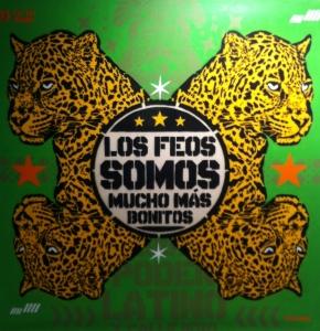"""Colectivo de artistas urbanos """"Toxicomano"""". """"Jaguares Interiores""""."""