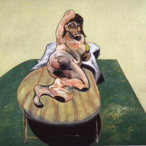 """Francis Bacon """"Henrietta Moraes"""",1966"""