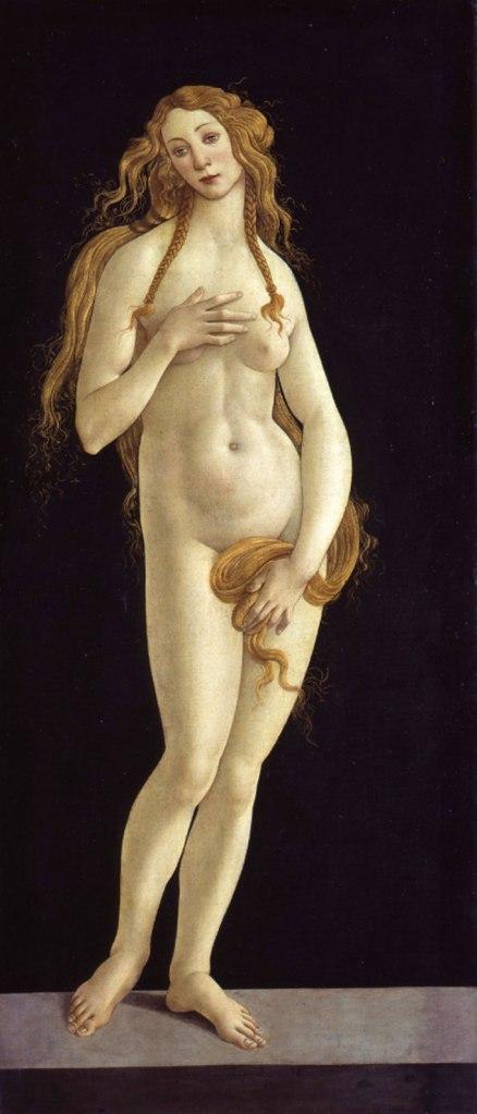 "Sandro Botticelli ""Venus"", 1490 © Staatliche Museen zu Berlin Gemaeldegalerie / Joerg P. Anders"