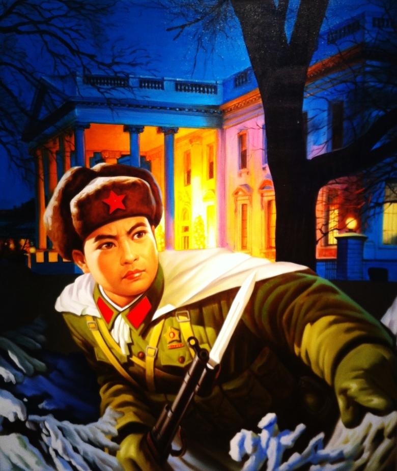 """""""Navidad en la Casablanca"""", 1974."""