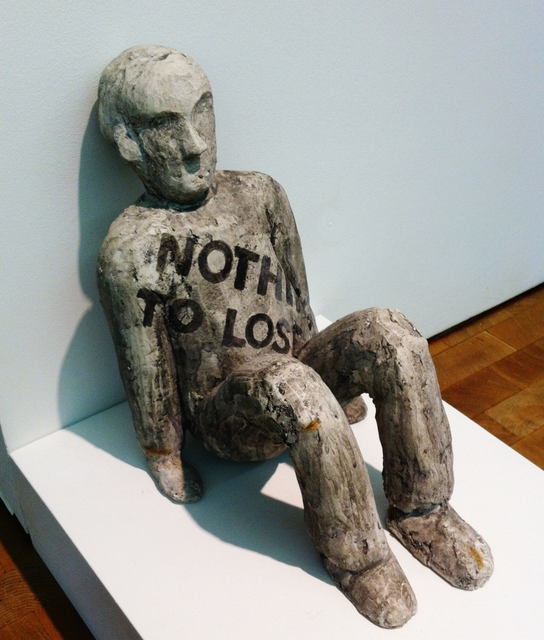 """Nothing to Lose"", 2006."