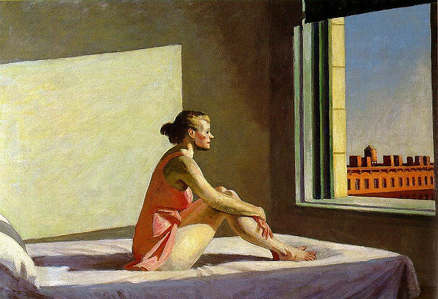 Morning Sun Edward Hopper